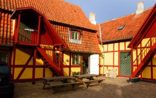 Kerteminde Bed and breakfast