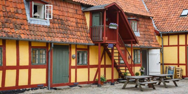Bed and breakfast Kerteminde